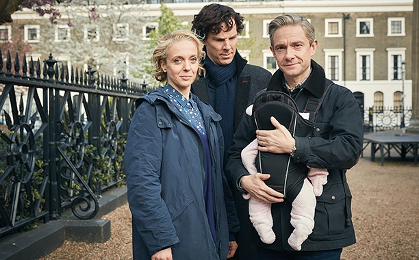 Sherlock, Season 4 | PBS