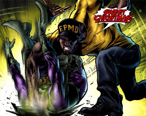 Luke Cage comic series