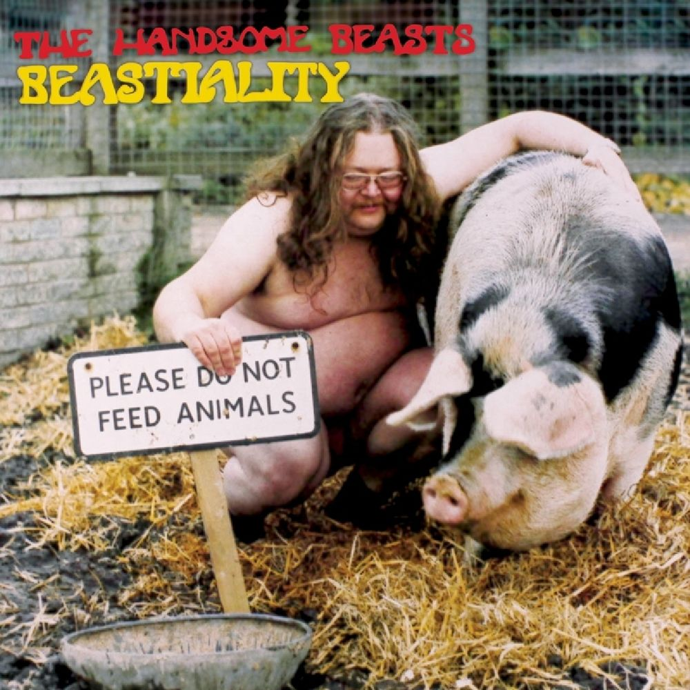 Album artwork for 'Beastiality' by The Handsome Beasts