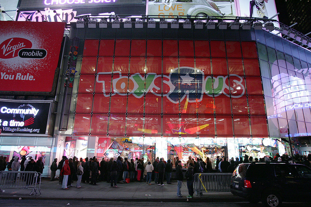 toys r us store