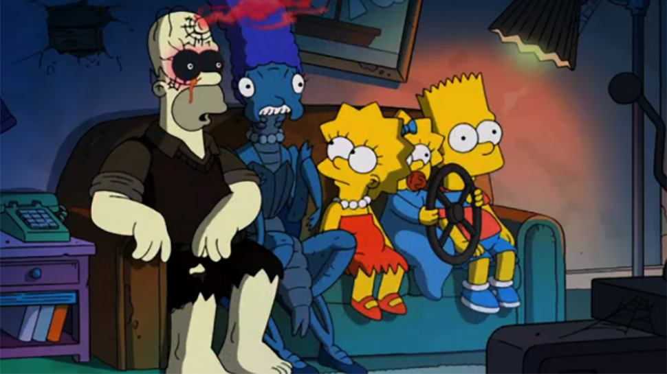 """The Simpsons """"Treehouse of Horror"""" 