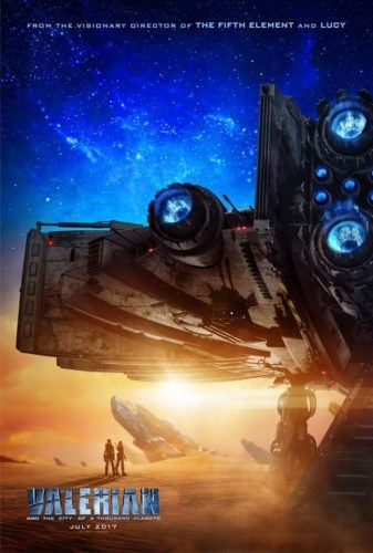 Valerian and The City of a Thousand Planets | EuropaCorp