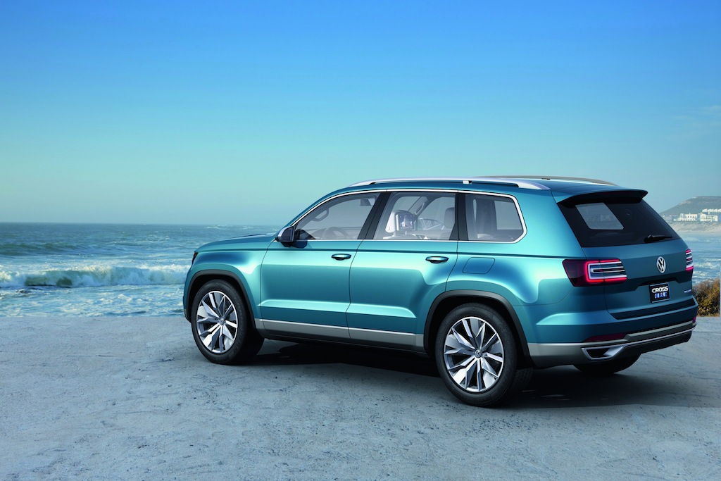 2013 Volkswagen CrossBlue concept | Volkswagen