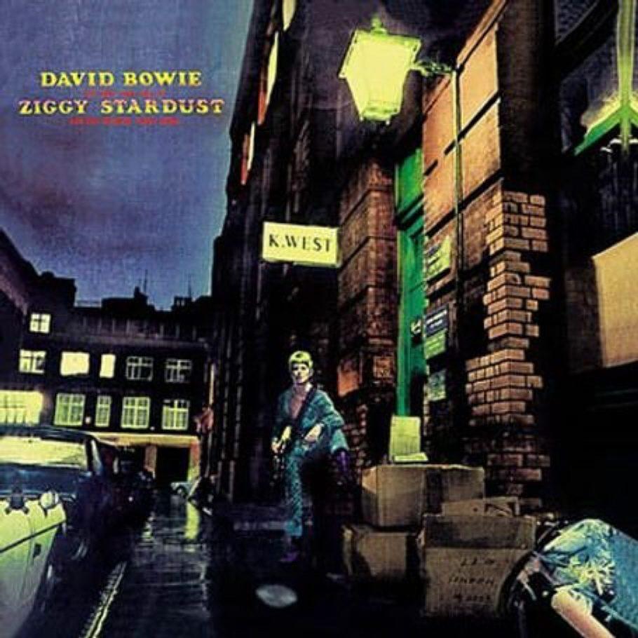 Ziggy Stardust   RCA Records