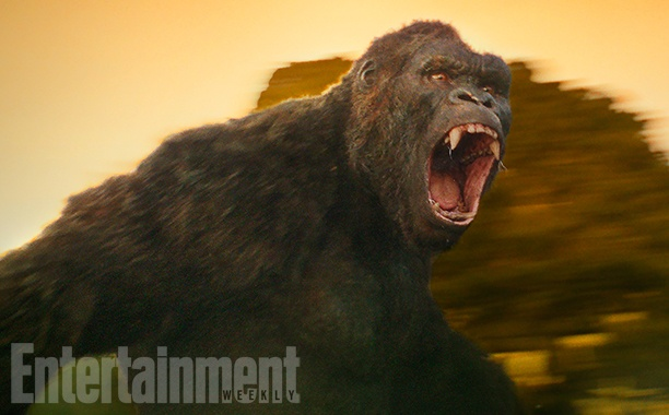 King Kong of Kong: Skull Island | Photo Credit: Courtesy of Warner Bros. Pictures