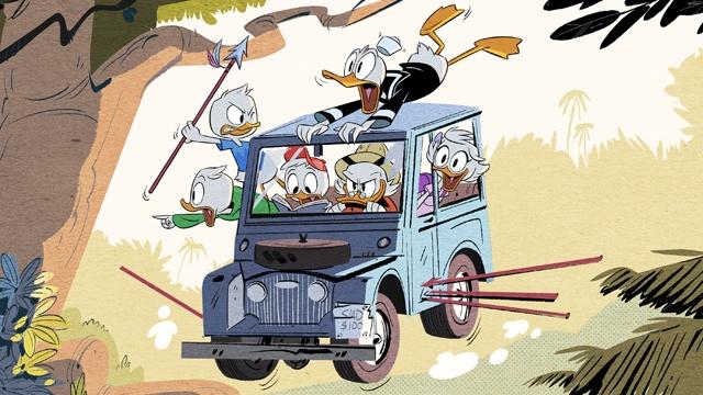 DuckTales tv revivals Disney XD
