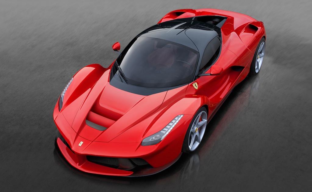 Ferrari La Ferrari   Ferrari