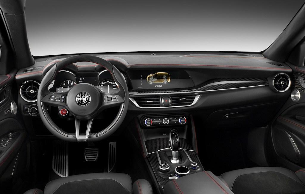 2018 Alfa Romeo Stelvio Quadrifoglio | Alfa Romeo