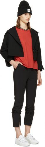 cropped jacket, outerwear