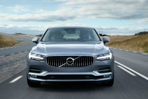 First Drive: The Volvo S90 and V90 Are Swedish for 'Sexy'