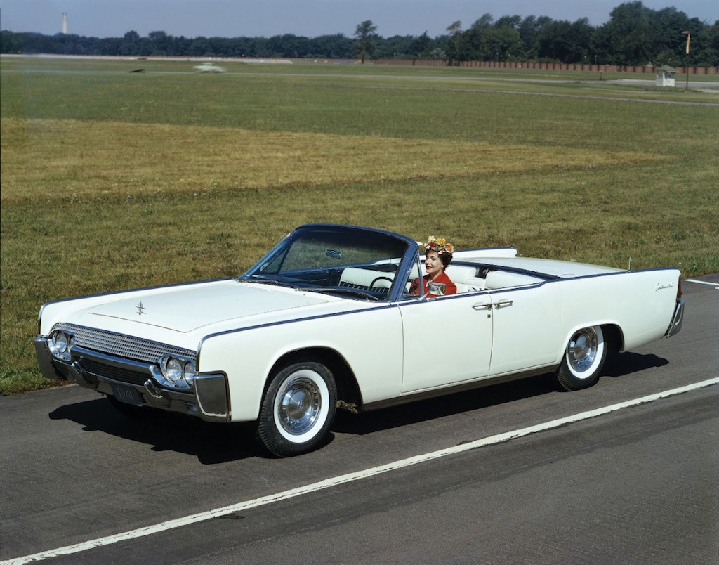 1961 Lincoln Continental   Ford
