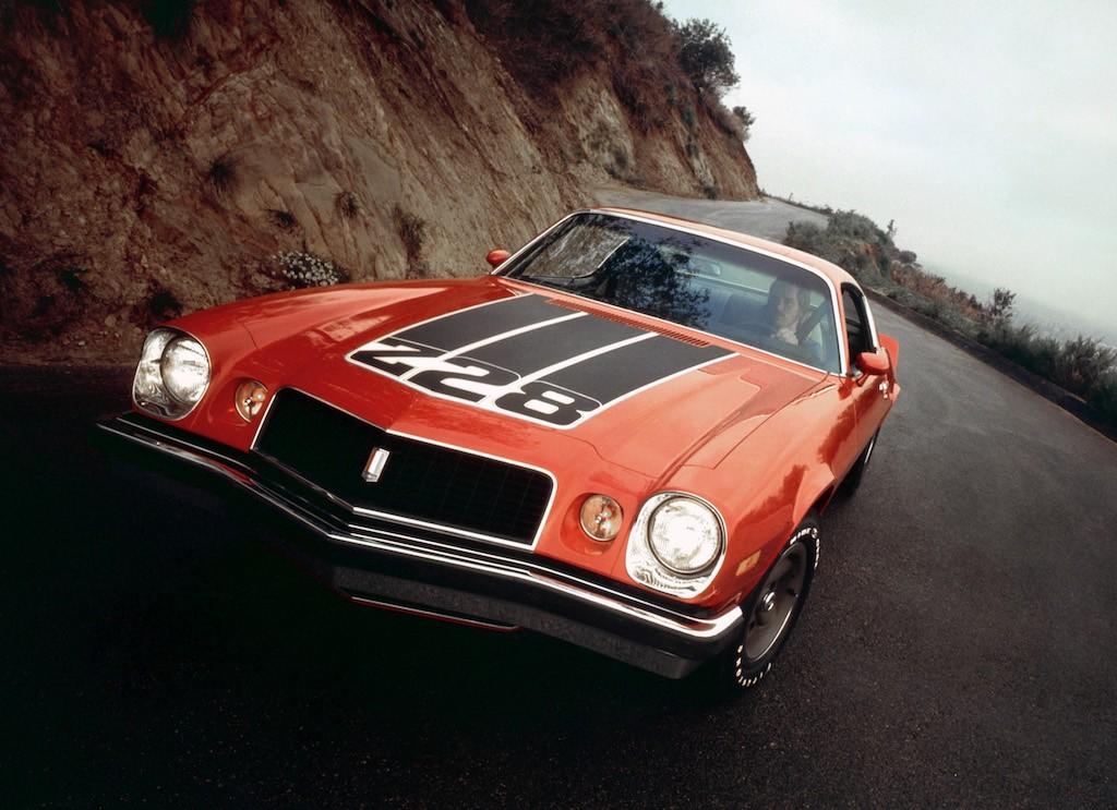 1975 Chevrolet Camaro Z28