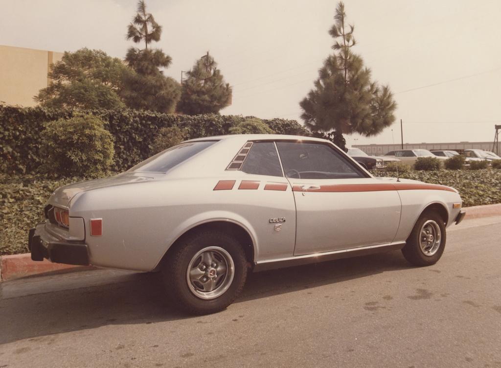 1975 Toyota Celica GT