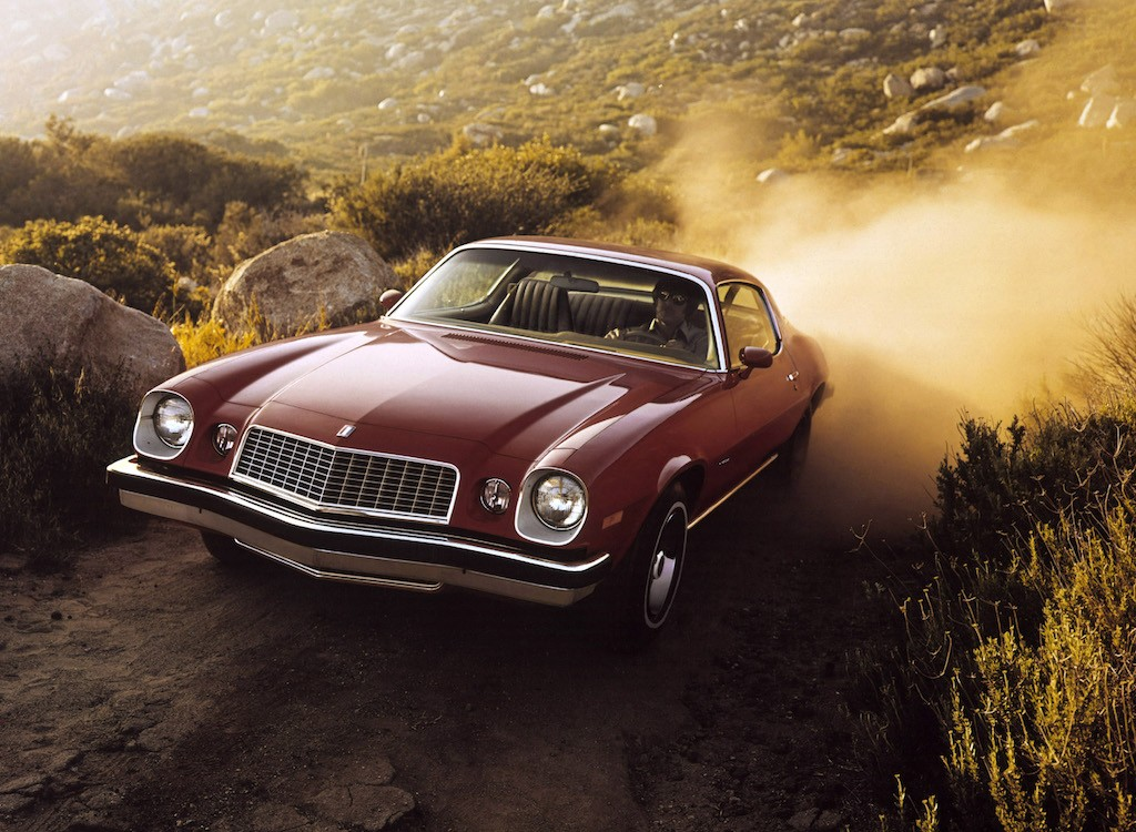 1976 Chevrolet Camaro Sport Coupe
