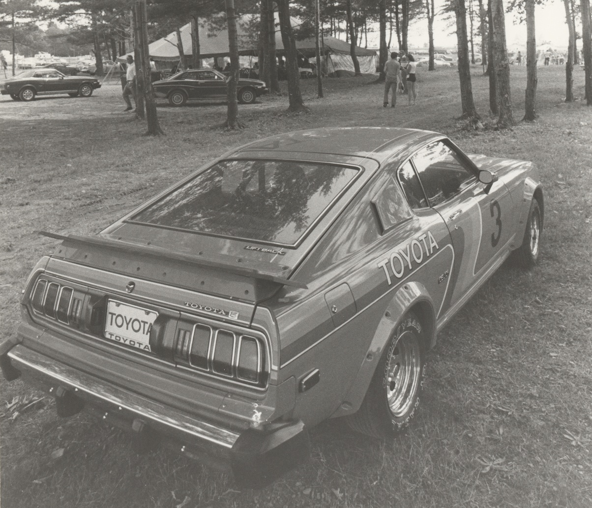1976 Toyota Celica GT Liftback