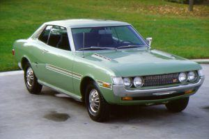 Toyota Celica: The Original Japanese Ponycar