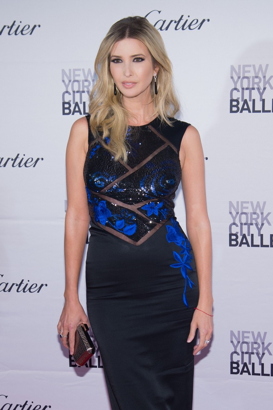Ivanka Trump attends the 2015 New York City Ballet Fall Gala at the David H. Koch Theater