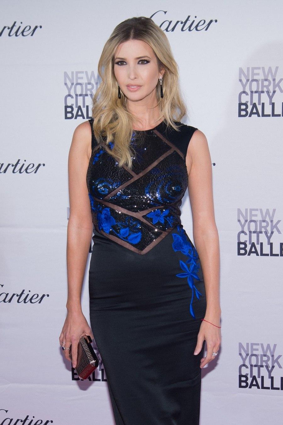 Ivanka Trump attends the 2015 New York City Ballet Fall Gala at the David H. Koch Theater