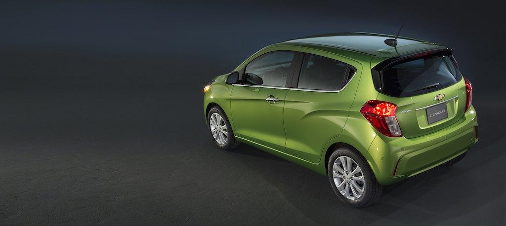 2016 Chevrolet Spark