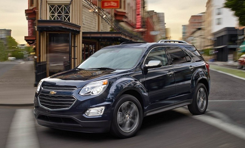 2016 Chevy Equinox