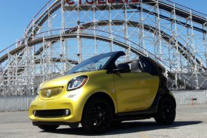 First Drive: 2017 Smart Fortwo Cabriolet Is the Smallest Way to Go Topless