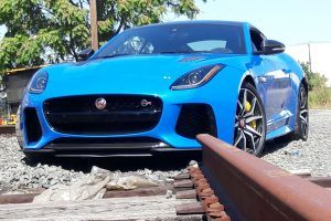 2017 Jaguar F-Type SVR Review: Jaguar Still Has Its Wild Side