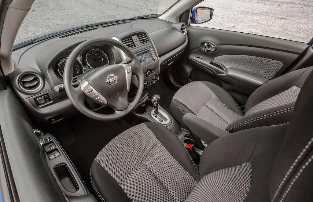 2016 Nissan Versa