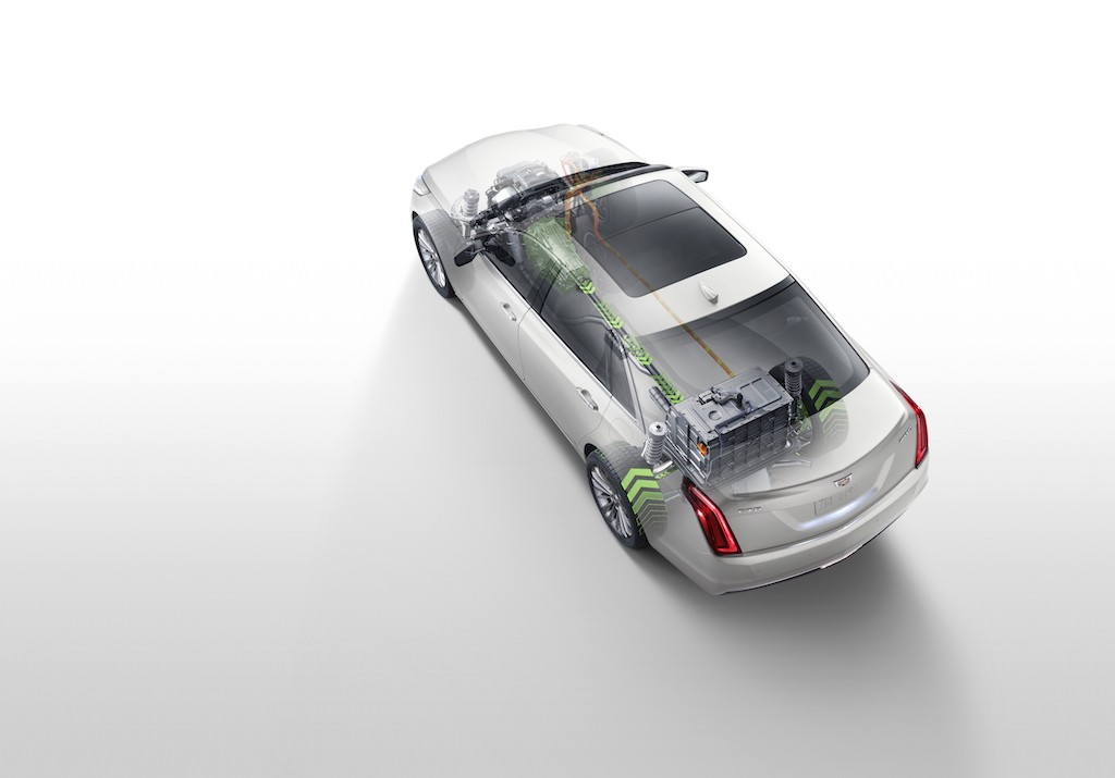 Cadillac CT6 Plug-In Hybrid