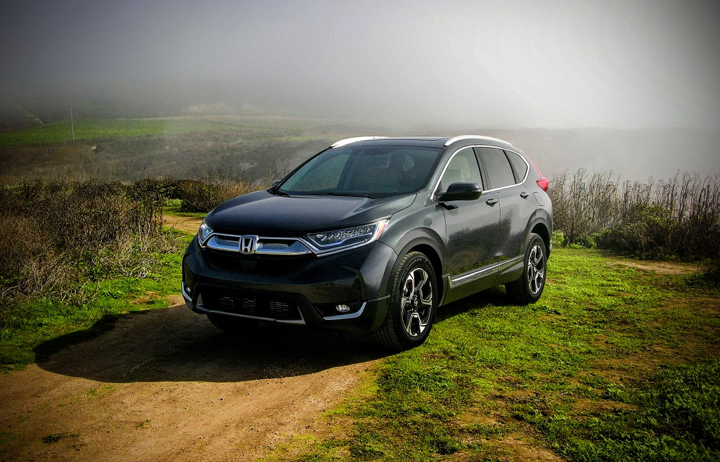 The 2017 Honda CR-V