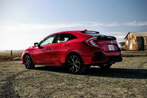Quick Drive: Mountain Carving in the New Honda Civic Sport Hatchback
