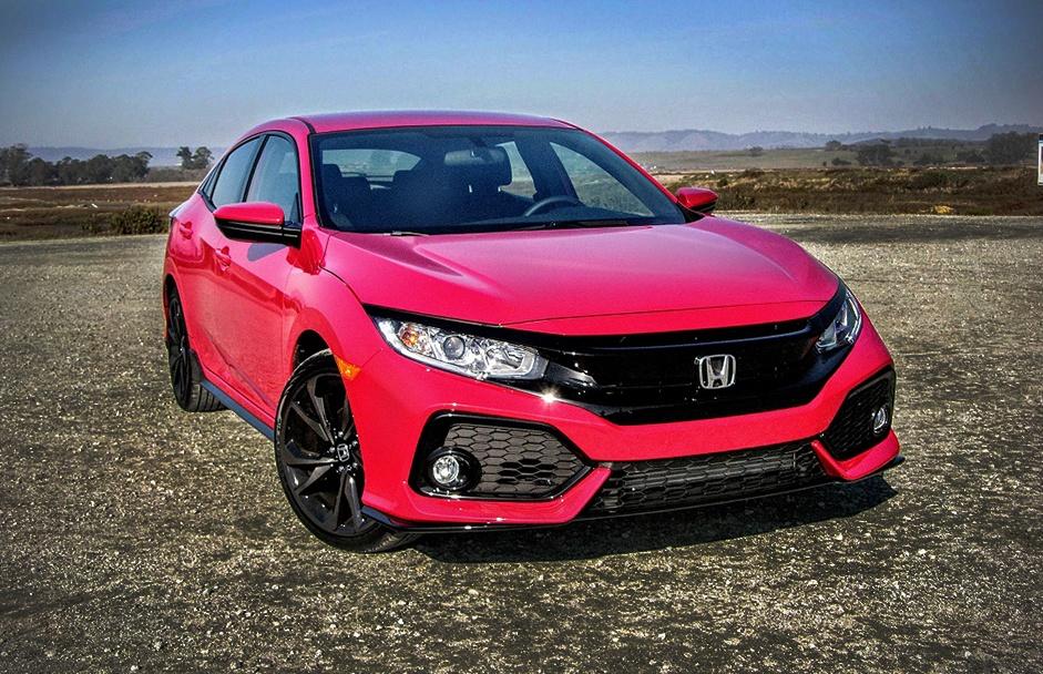 Honda Civic Sport Hatchback