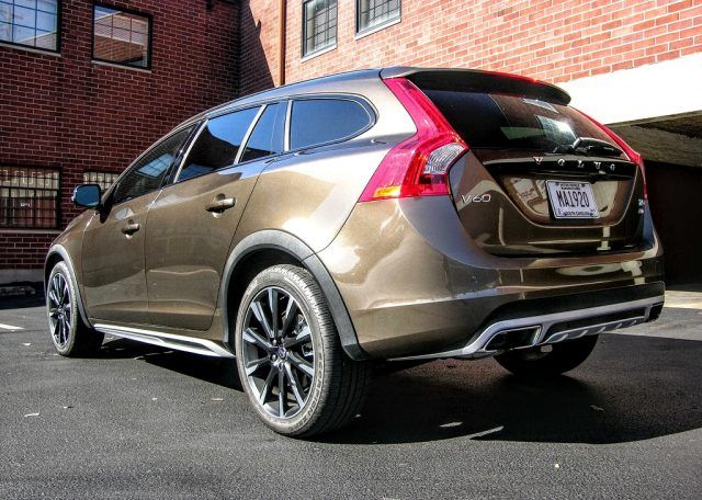 The Volvo V60 Cross Country Is A Wagon For People Who Split