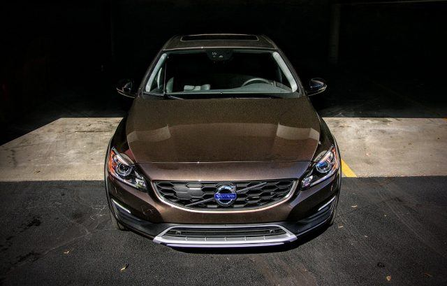 Front lip and grille