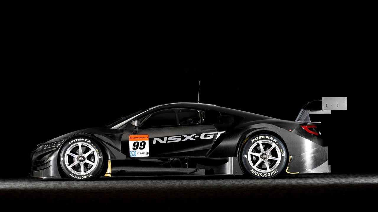 2017 Acura NSX Super-GT   Honda