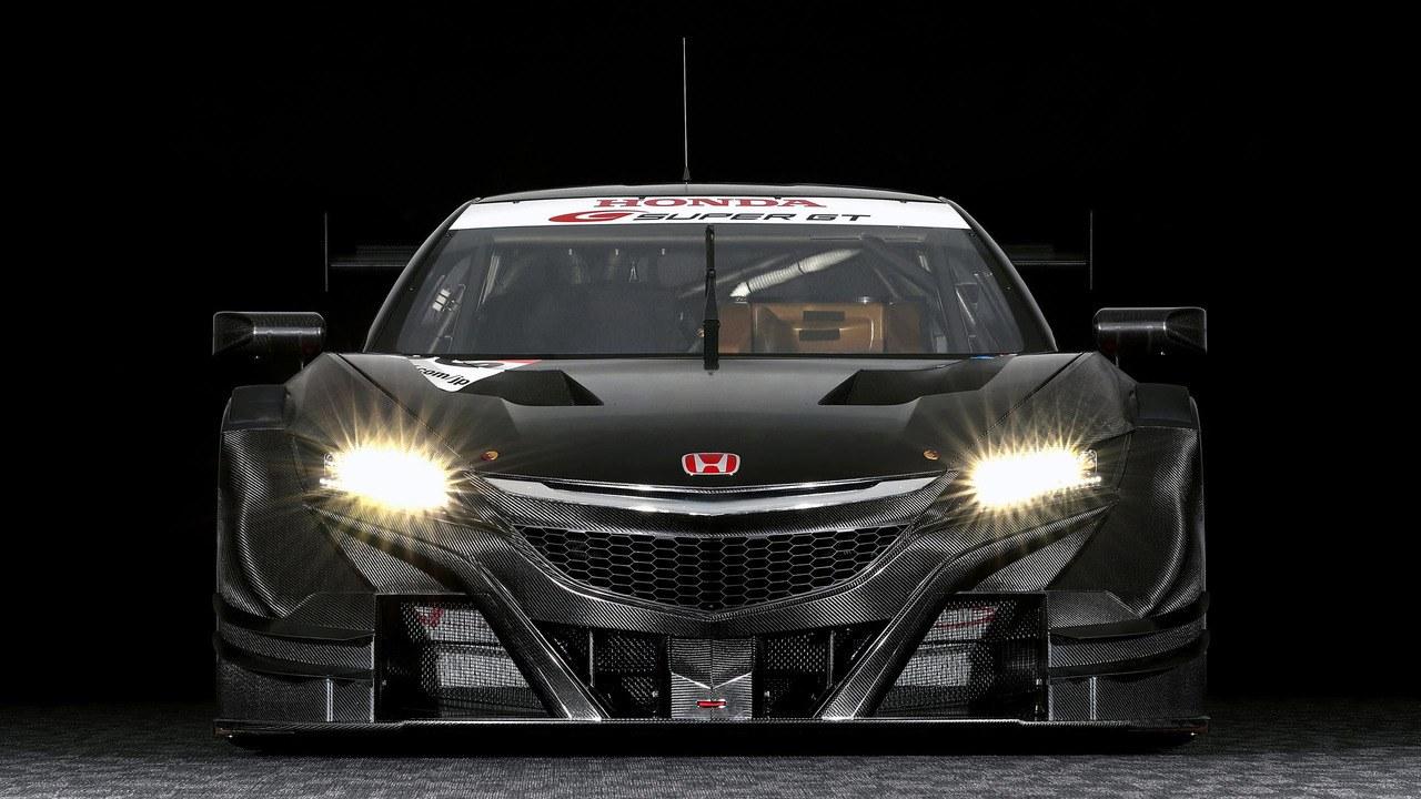 2017 Acura NSX Super-GT | Honda