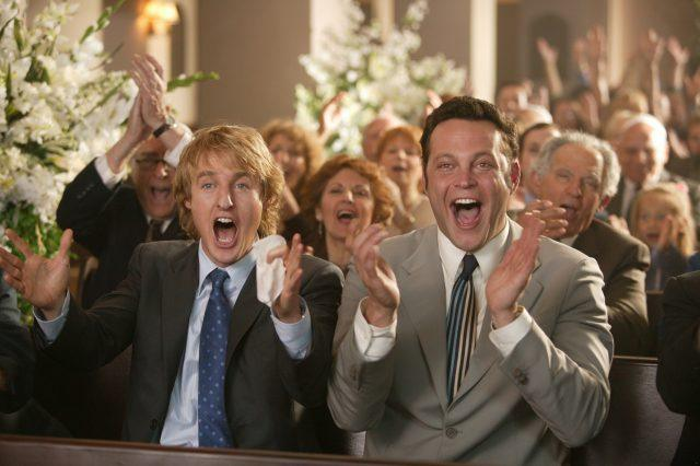 "still from ""Wedding Crashers"""