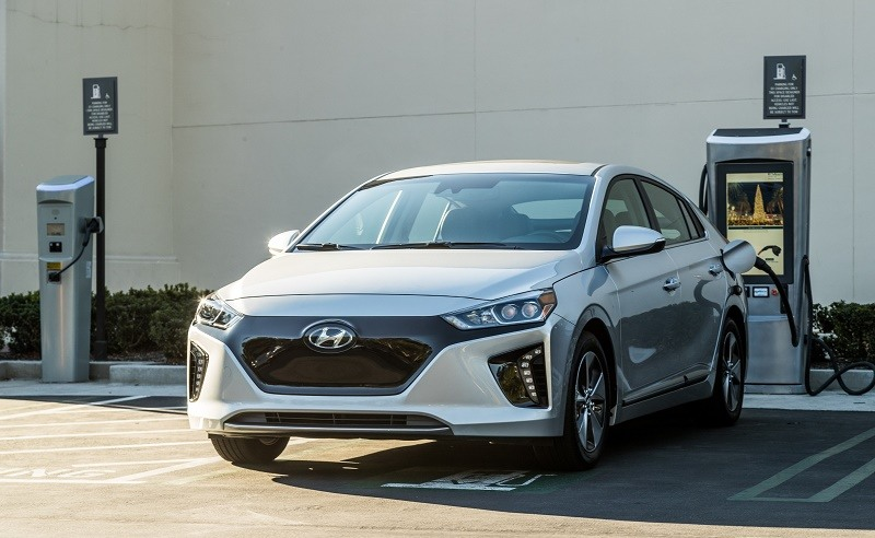The 2017 Ioniq Electric
