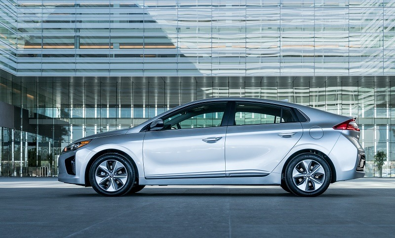 2017 Ioniq Electric Vehicle