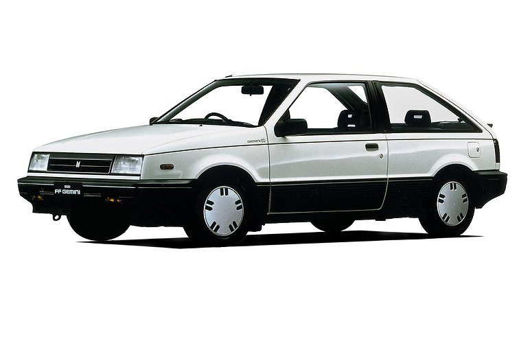 1985 Isuzu Gemini