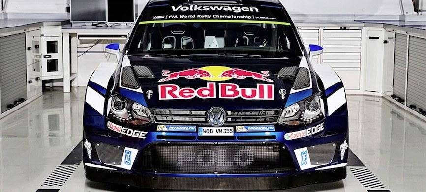 2016 Volkswagen Polo WRC   Volkswagen