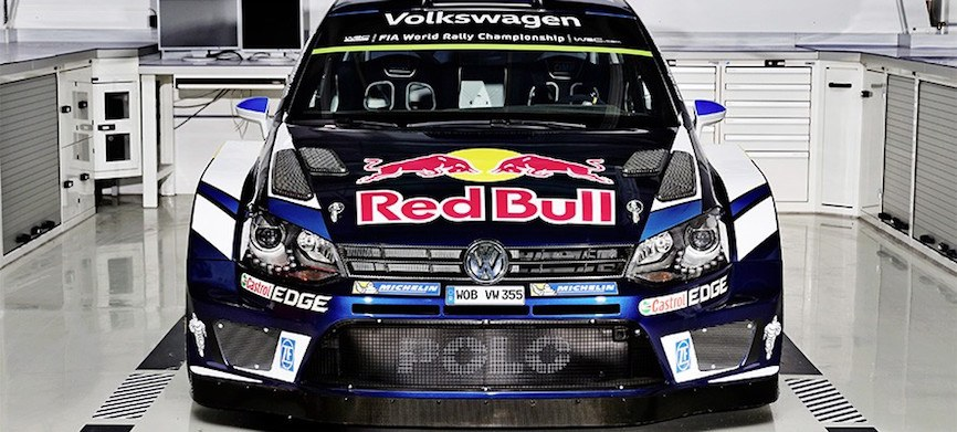 2016 Volkswagen Polo WRC | Volkswagen