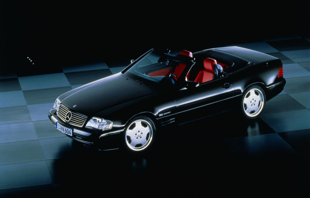 1998 Mercedes-Benz 300SL