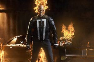 5 Hollywood Rumors: 'Agents of SHIELD' May Get a Ghost Rider Spinoff