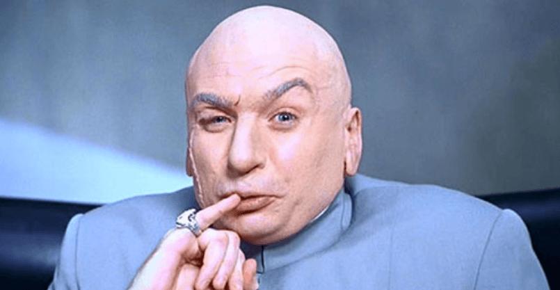 Austin Powers enemy Dr. Evil