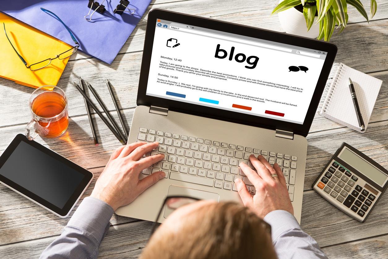 Blog Weblog Media Digital Social Dictionary