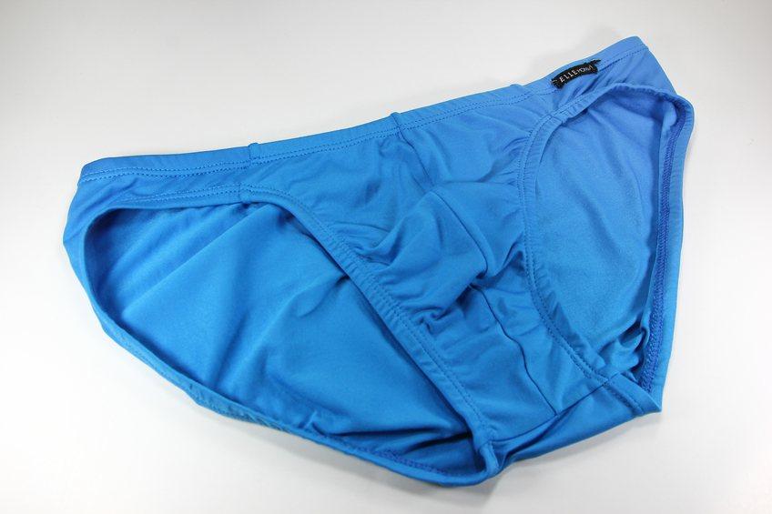 Blue bikini Underwear