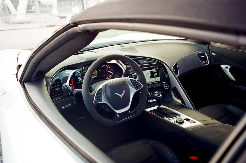 2017 Chevrolet Corvette Grand Sport Convertible