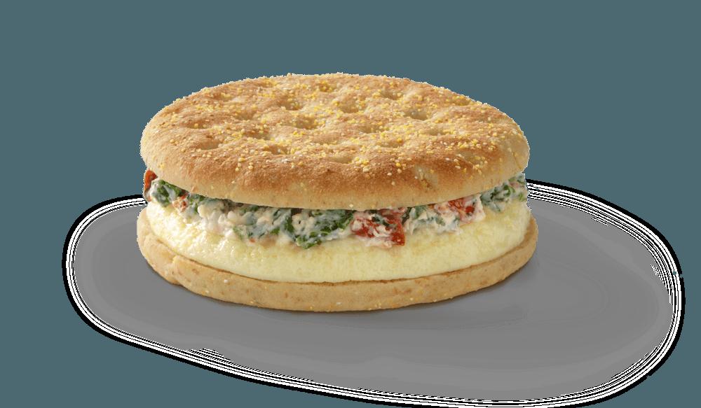 Evol breakfast sandwich