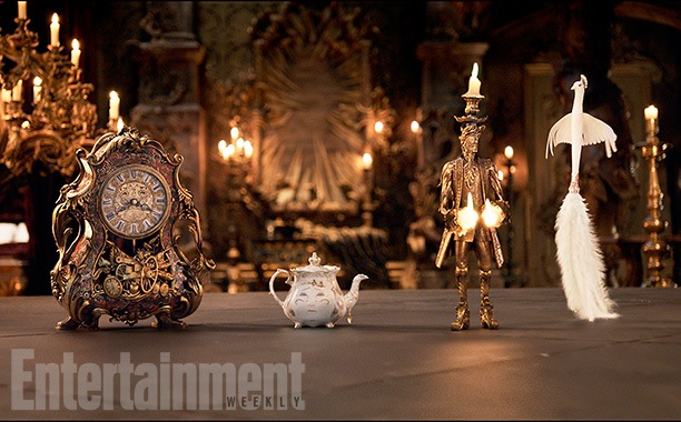 Beauty and the Beast   Disney via EW