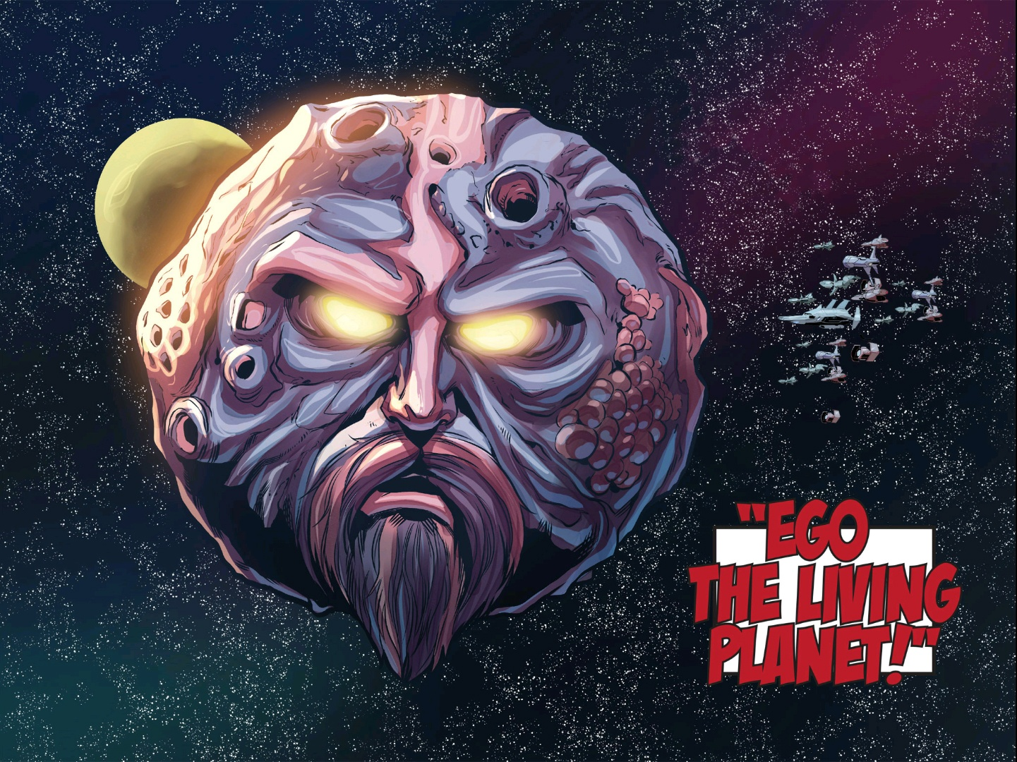 Guardians of the Galaxy Vol  2': Who Is Ego the Living Planet?